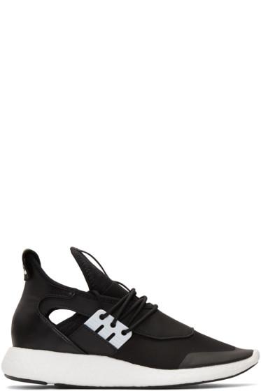 Y-3 - Black Elle Run Sneakers