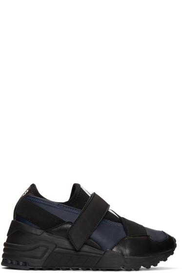 Y-3 - Black Astral Sneakers