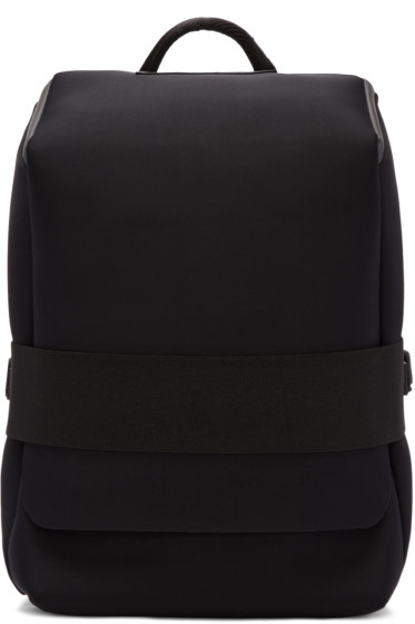 Y-3 - Black Small Qasa Backpack