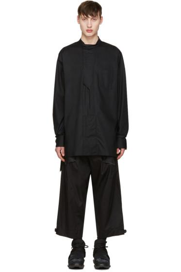 Y-3 - Black Minimal Shirt