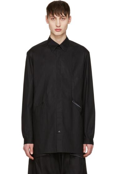 Y-3 - Black M MIL SPC Shirt