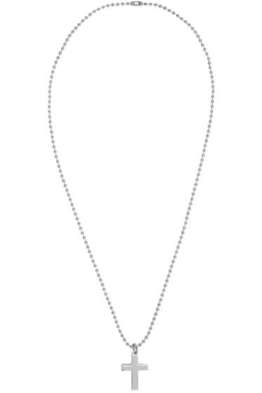 Dsquared2 - Silver Cross Necklace