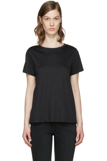 Helmut Lang - Black Tie T-Shirt