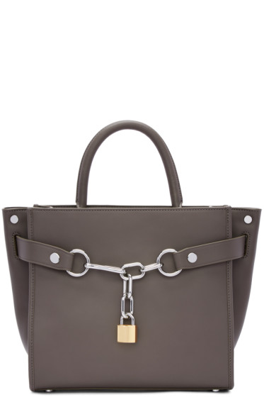 Alexander Wang - Grey Attica Bag