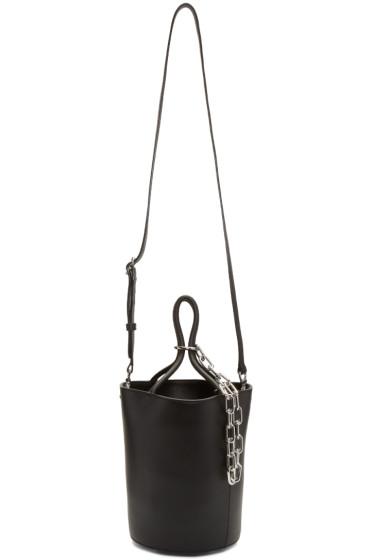 Alexander Wang - Black Roxy Bucket Bag