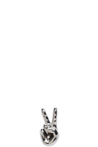 Marc Jacobs - Silver Victory Hand Earring
