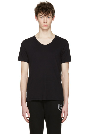 T by Alexander Wang - Black Classic T-shirt