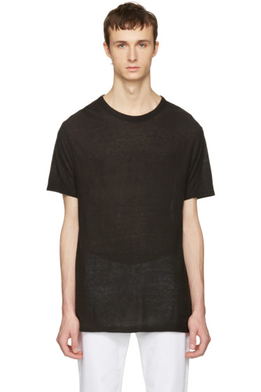T by Alexander Wang - Black Pilling T-Shirt