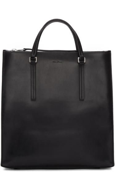 Rick Owens - Black Vertical Tote Bag