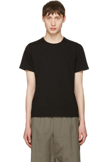 Rick Owens - Black Short Level T-Shirt