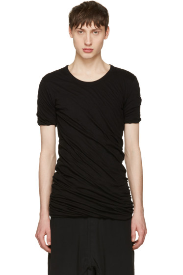 Rick Owens - Black Double T-Shirt