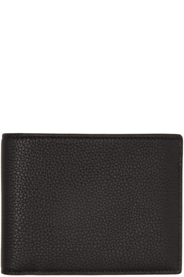 Jil Sander - Black Pocket Wallet