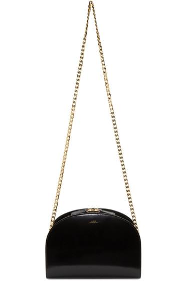 A.P.C. - Black Luna Bag