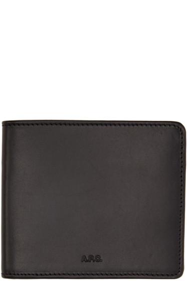 A.P.C. - Black Aly Wallet