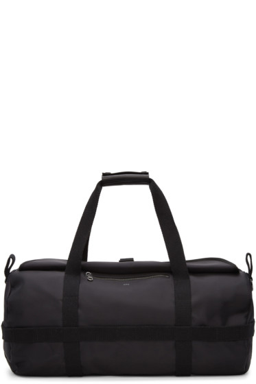 A.P.C. - Black Cyril Duffle Bag
