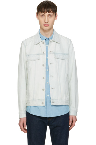 A.P.C. - Blue Denim Waren Jacket