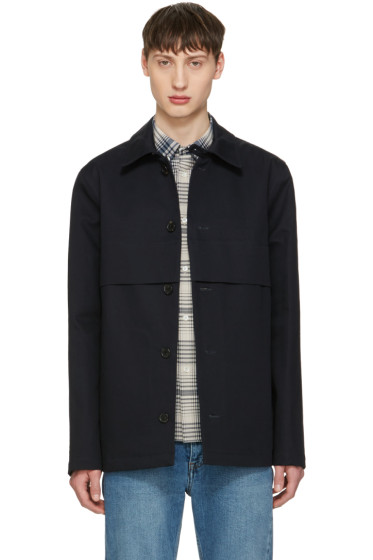 A.P.C. - Navy Hunt Jacket