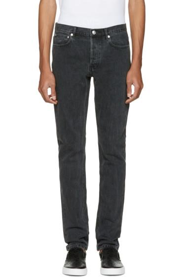 A.P.C. - Grey Petit New Standard Jeans
