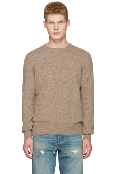 A.P.C. - Brown Ringo Sweater