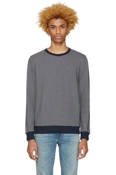 A.P.C. - Navy Jeremie Pullover