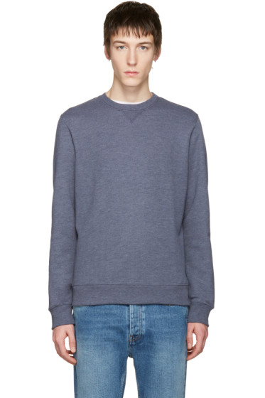 A.P.C. - Blue 70s Pullover