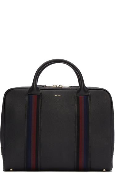 Paul Smith - Black Portfolio Briefcase