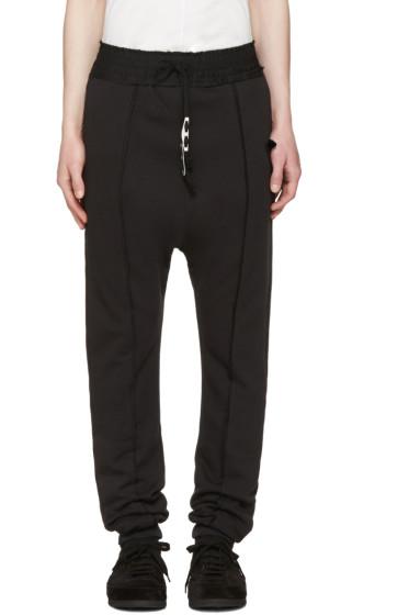 Damir Doma - Black Pei Lounge Pants