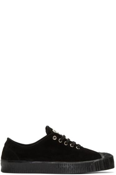 Comme des Garçons Shirt - Black Spalwart Edition Special V Sneakers