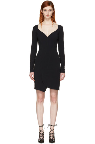 Givenchy - Black Sweetheart Dress