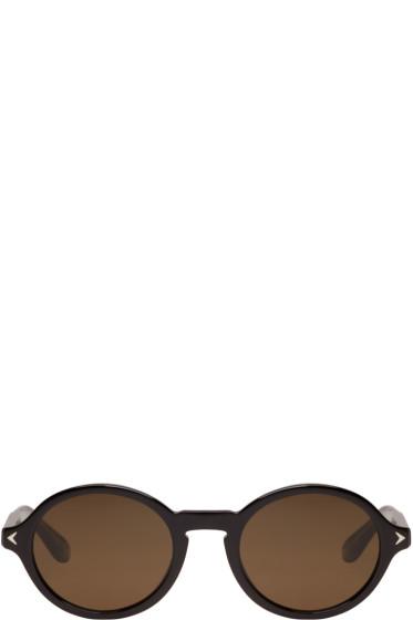 Givenchy - Black Acetate Sunglasses
