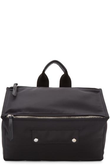Givenchy - Black Nylon Pandora Bag