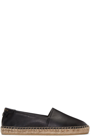 Givenchy - Black Knot Espadrilles