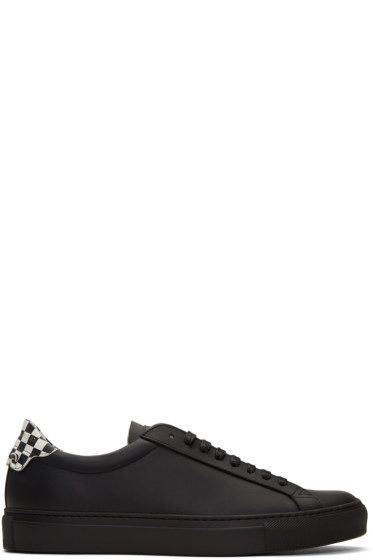 Givenchy - Black Urban Knot Sneakers