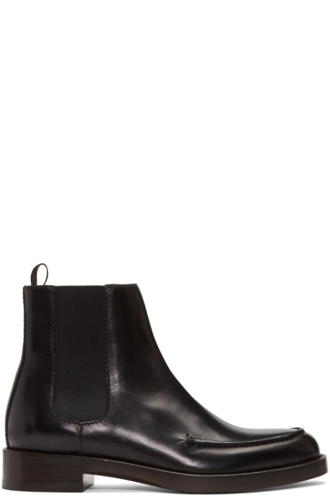 3.1 Phillip Lim - SSENSE Exclusive Black Lou Boots