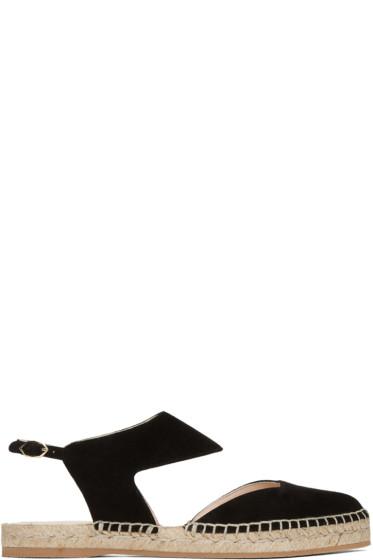 Nicholas Kirkwood - Black Leda Espadrilles