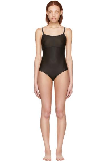 Calvin Klein Underwear - Black Tank Bodysuit