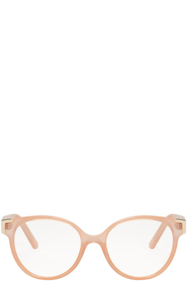Chloé - Pink Round Glasses