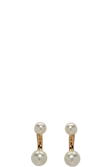 Chloé - Gold Darcey Earrings