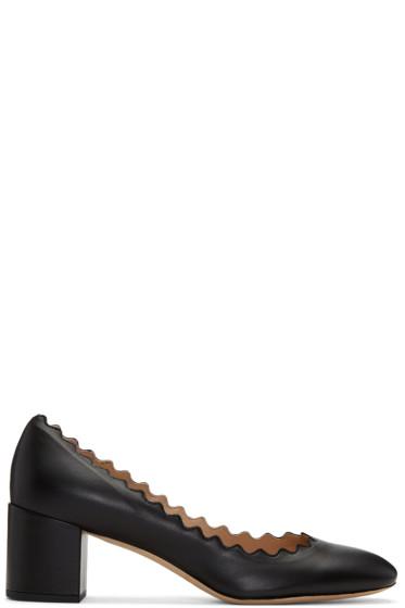 Chloé - Black Lauren Heels
