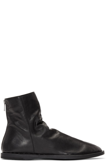 Officine Creative - Black Felix 5 Boots