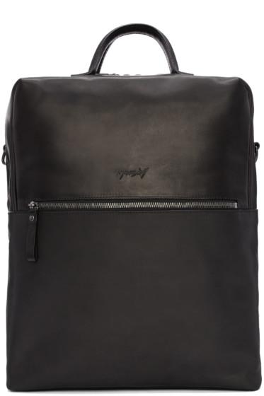 Marsèll - Black Scatolaino Backpack
