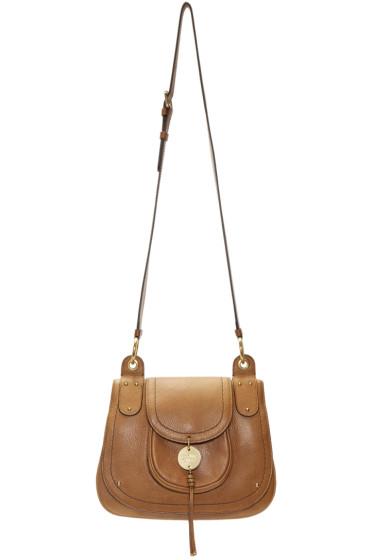 See by Chloé - Brown Medium Charm Bag