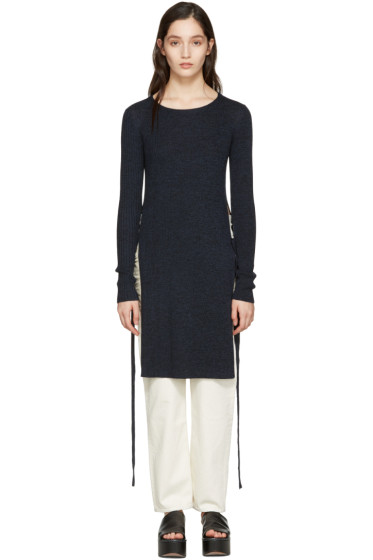 See by Chloé - Indigo Wool Sweater