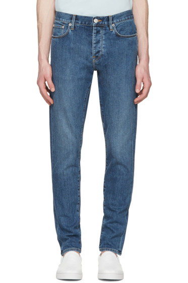 Burberry - Indigo Relaxed Tapered Jeans