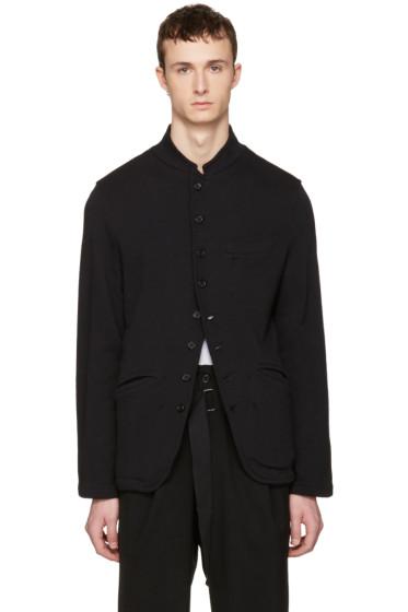 Ann Demeulemeester - Black Rodger Jacket