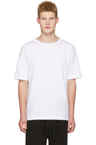 Marni - White Lacing T-Shirt