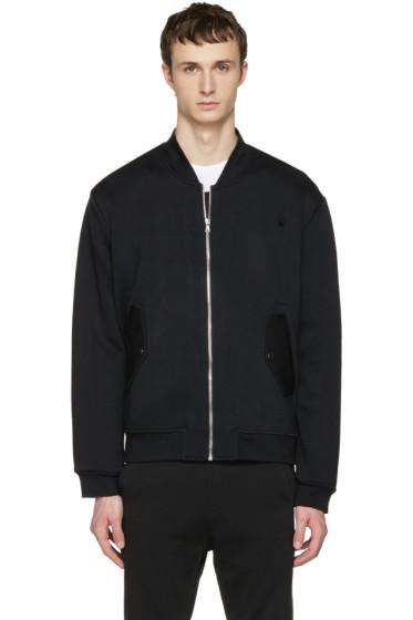 Markus Lupfer - Black Neoprene Tiger Jacket