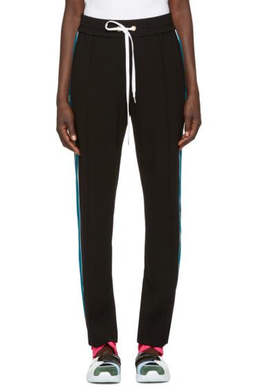 Kenzo - Black Stripe Track Pants