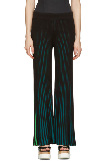 Kenzo - Multicolor Flared Trousers