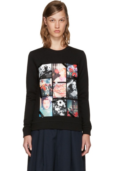 Kenzo - Black Photo Collage Sweatshirt